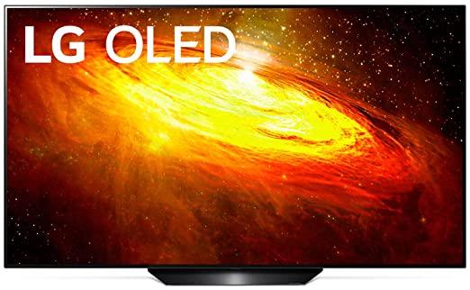 LG 139 cm (55 inches) 4K Ultra HD Smart OLED TV 55BXPTA (Dark Steel Silver) (2020 Model)