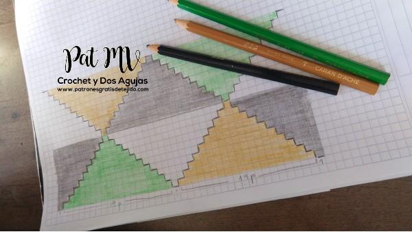 molde-triángulos-crochet
