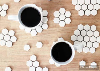 Many-Faced Ceramics: 12 Ways To Use The Tile In The Decor