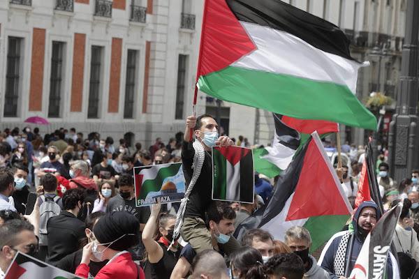 Manifestation pro-palestinienne : scènes de chaos à Paris, 44 personnes interpellées