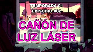 http://frikifrikibeachcity.blogspot.com.es/2015/08/1x02-canon-de-luz-laser-espanol-de.html