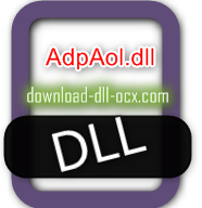 AdpAol.dll download for windows 7, 10, 8.1, xp, vista, 32bit