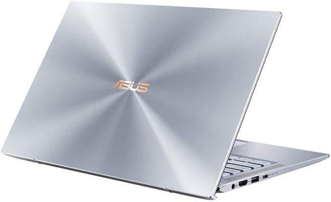 Asus Zenbook UM431DA-AM003: portátil ultrabook de 14'' con procesador AMD Ryzen R5, disco SSD y RAM de 8 GB