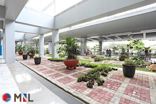 NAIA Terminal 2 Rehabilitation Getting Closer to Completion!