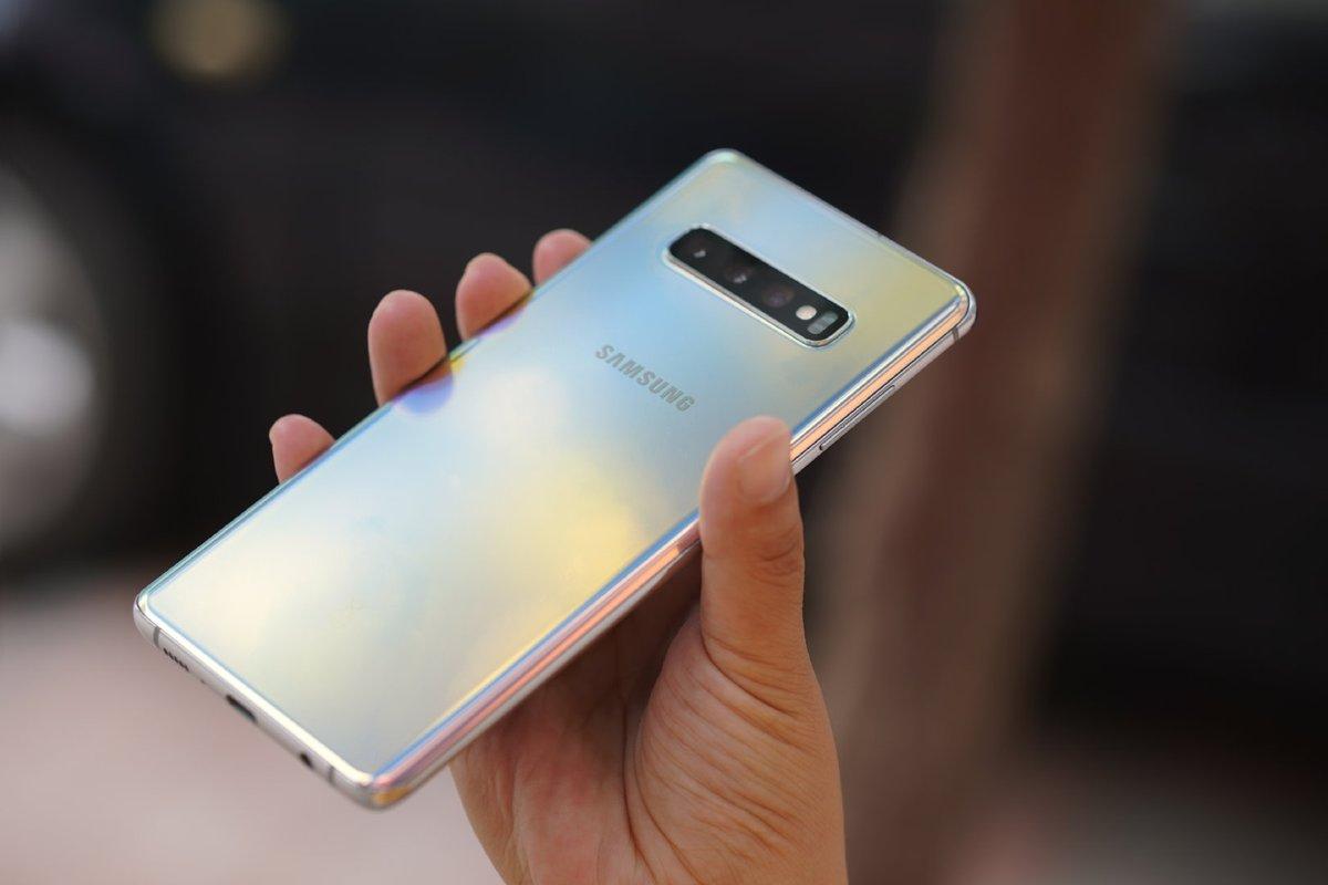 تحديث جديد يجلب بعض ميزات Galaxy Note 10 إلى سلسلة هواتف Galaxy S10 Series