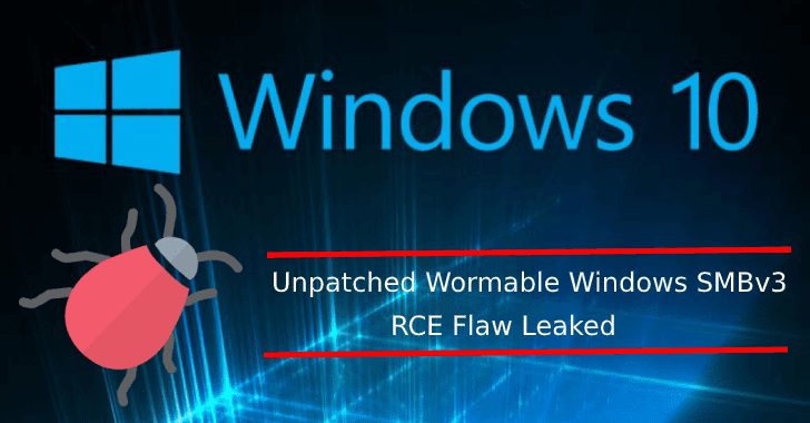 Wormable Windows SMBv3