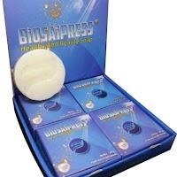 BioSaipress Sabun Anti Jerawat dan Perawatan Kulit (1 Kotak Isi 4 Pcs)