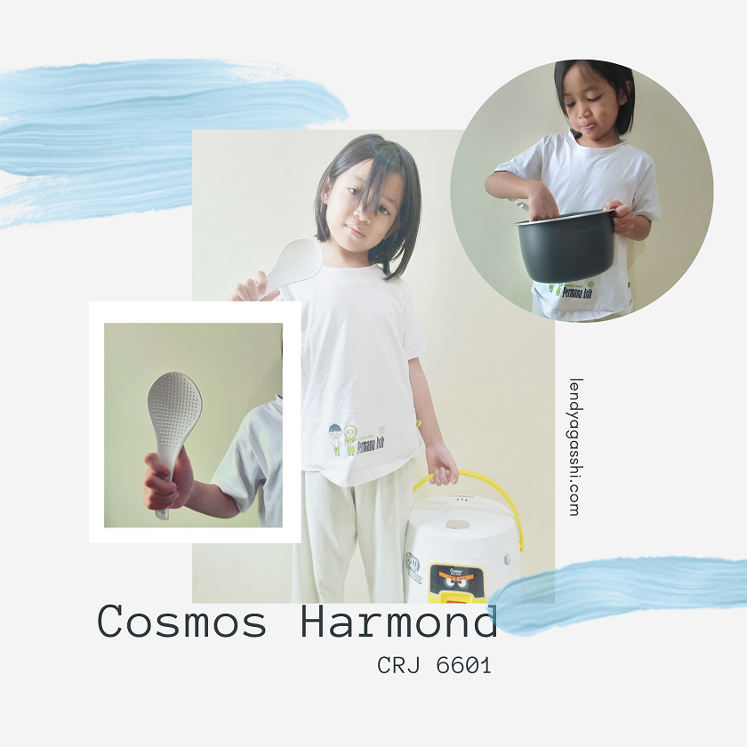 Cosmos Harmond Jaga Nasi Sehat