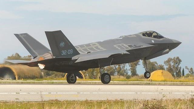 Γιατί τα F-35... ξανάρχονται