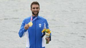 Θερμά συγχαρητήρια στον χρυσό Ολυμπιονίκη από τον δήμο Ιωαννιτών