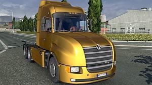 URAL 6464 truck