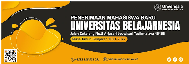 Download Banner Penerimaan Mahasiswa Baru Coreldraw Dan Ai Kuning Keren