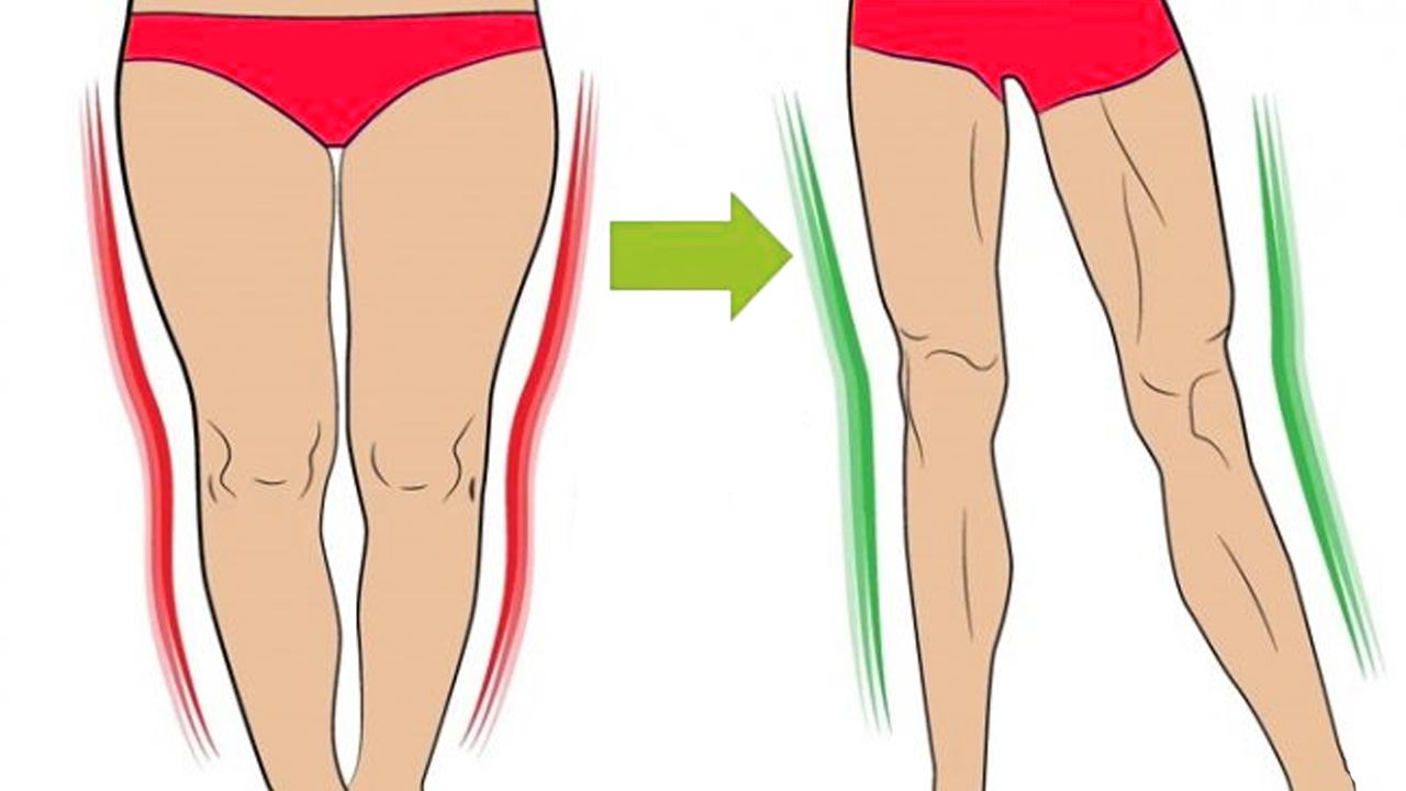 Top 10 najlepszych ćwiczeń na nogi