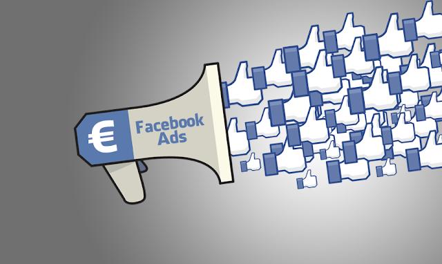 استراتيجية جديدة لعرض الإعلانات على موقع فيسبوك