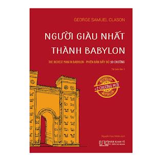 Người giàu nhất thành Babylon - phiên bản đầy đủ thêm 2 chương mới ebook PDF-EPUB-AWZ3-PRC-MOBI
