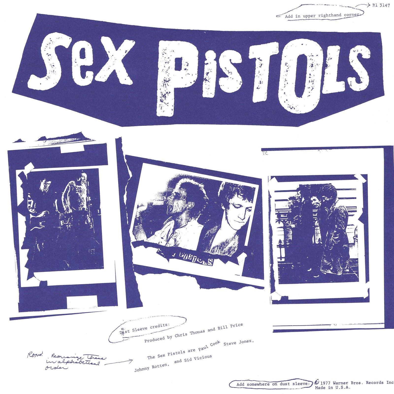 Sex pistols fan's club