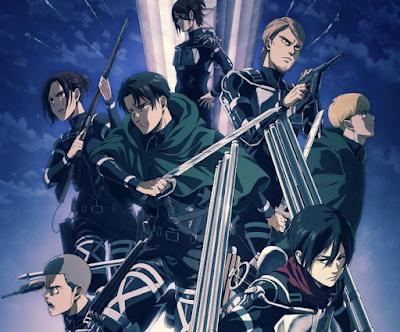 Shingeki No Kyojin 4 Final Episódio 6
