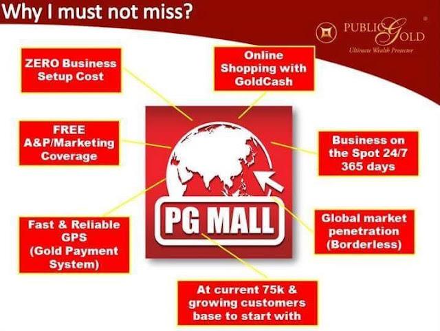 Kelebihan Mendaftar Sebagai Penjual Di PG Mall
