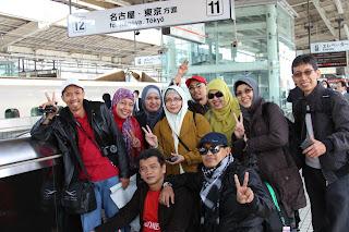 Paket Tour ke Jepang