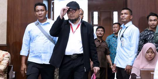 Penyidik Senior KPK Novel Baswedan Pimpin Penangkapan Menteri KKP Edhy Prabowo