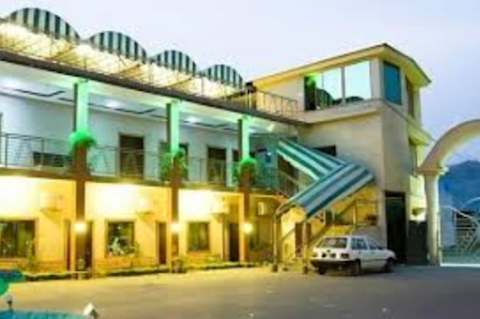 Famous Hotels Present In Manserah ,Pakistan