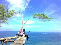 Pesona Taman Surga Pantai Watu Bale Kebumen Jawa Tengah : Spot Foto, Rute Lokasi, Harga Tiket Fasilitas, Kuliner, Penginapan