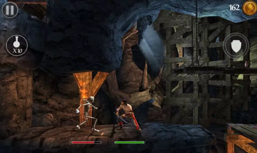 Prince of Persia Shadow Game Preview