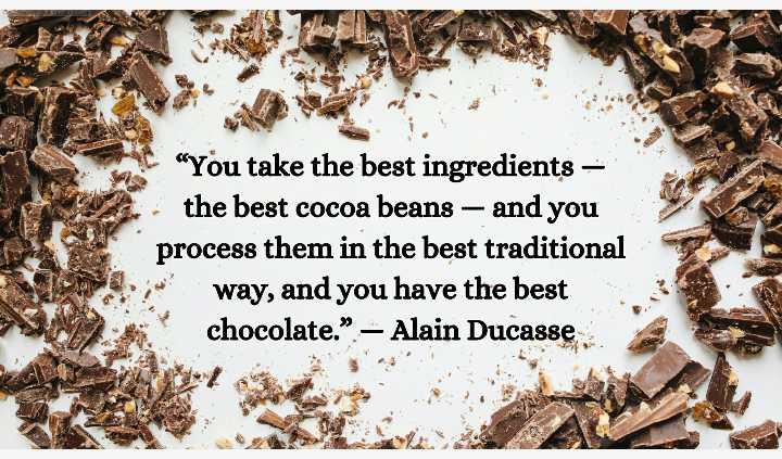 Quote cokelat inspiratif