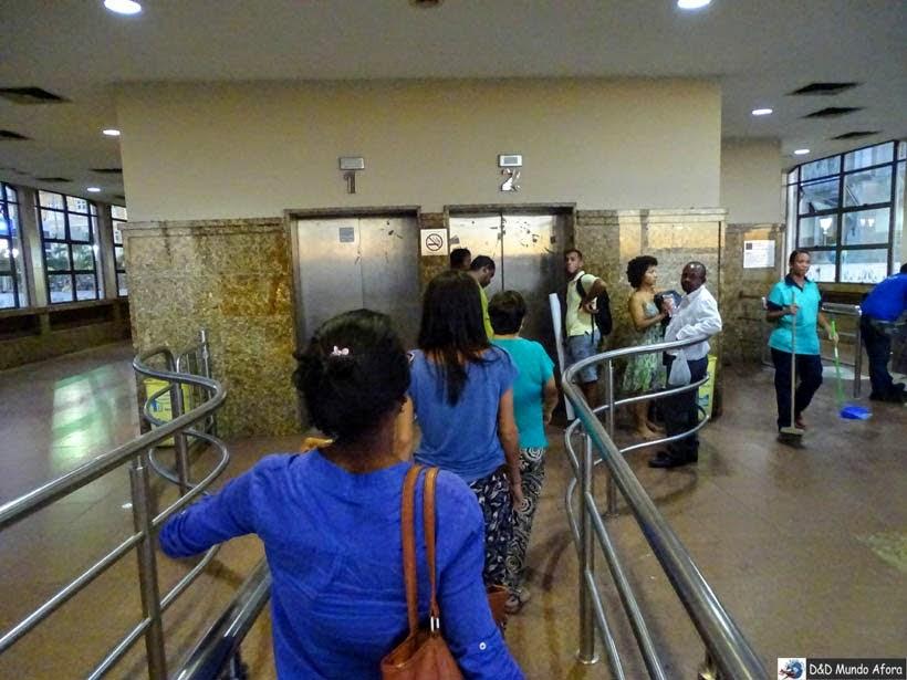 O que fazer em Salvador - Elevador Lacerda