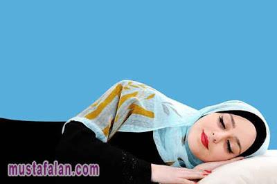 doa sebelum tidur yang benar
