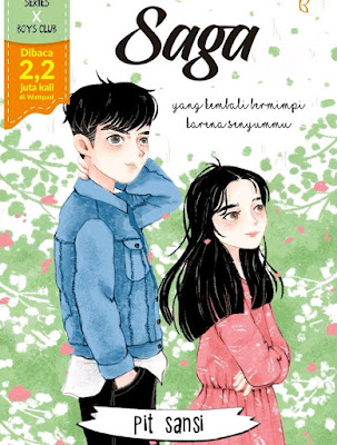 Novel Saga Karya Pit Sansi PDF