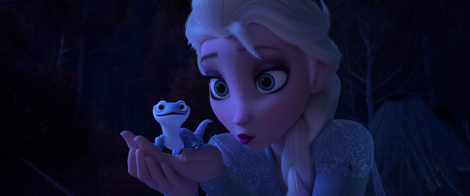 Frozen 2 (2019) 4K UHD 2160p Latino