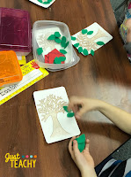 Math manipulatives, www.justteachy.com