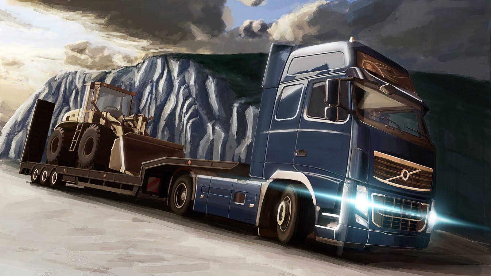 truck simulator pc download free
