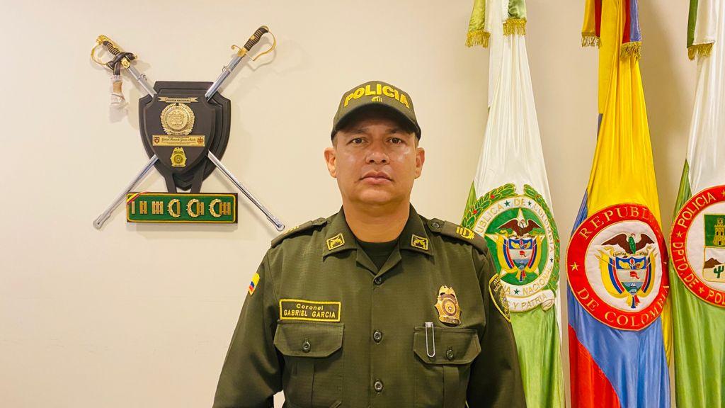 hoyennoticia.com, NUEVO COMANDANTE DEL DEPARTAMENTO DE POLICÍA GUAJIRA