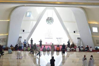 Heboh Desain Masjid Ridwan Kamil dengan Tudingan Iluminati, Ini Kata Ustadz Hilmi