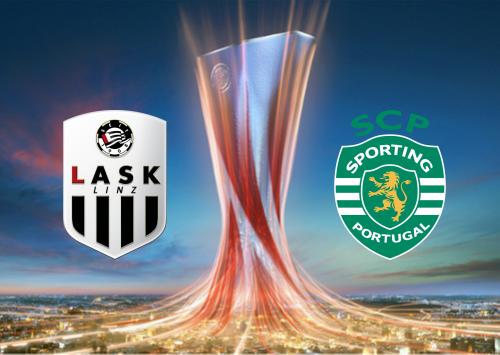 LASK vs Sporting CP -Highlights 12 December 2019