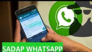 Cara Sadap WA Dengan Fmwhatsapp