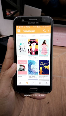 Wattpad Aplikasi Baca Novel Gratis