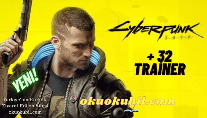 Cyberpunk 2077: 1.03 - 1.20 Görünmezlik + Can + 32 Trainer FLiNG