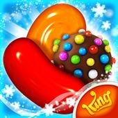 تحميل لعبة Candy Crush Saga للأيفون والأندرويد APK
