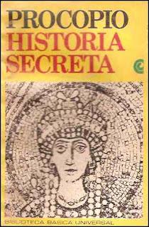 Procopio - Historia secreta