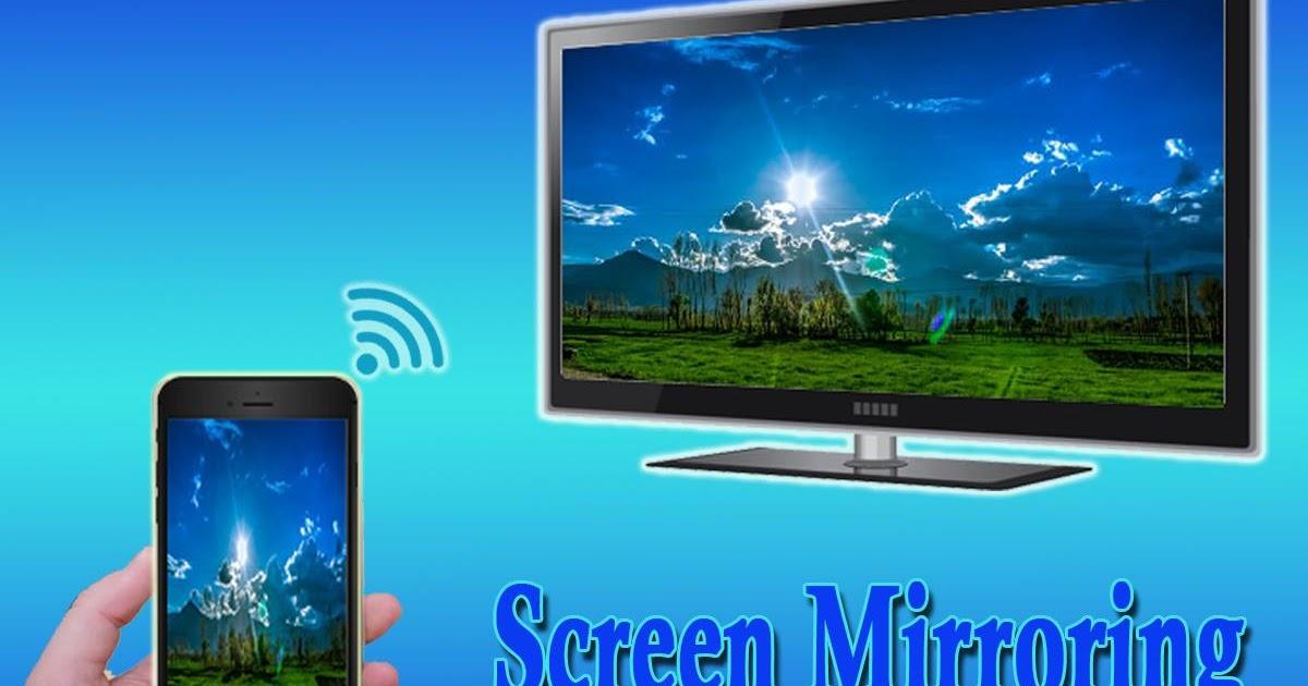 screen mirroring apk تحميل تطبيق