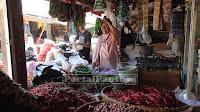 Harga Cabai di Pasar Induk Bumiayu Tembus Rp60 Ribu