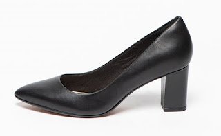 Clarks - Дамски кожени Обувки с остър връх