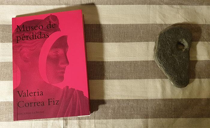 «Museo de pérdidas» de Valeria Correa Fiz, publicado por Ediciones La Palma