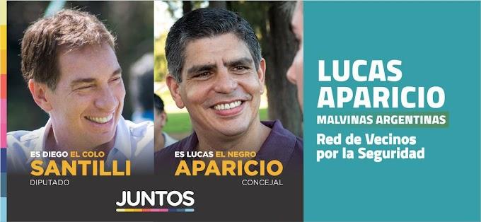 """EN MALVINAS: ES DIEGO """"EL COLO"""" SANTILLI Y ES LUCAS """"EL NEGRO"""" APARICIO"""