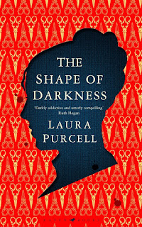 The Shape of Darkness by Laura Purcell book cover