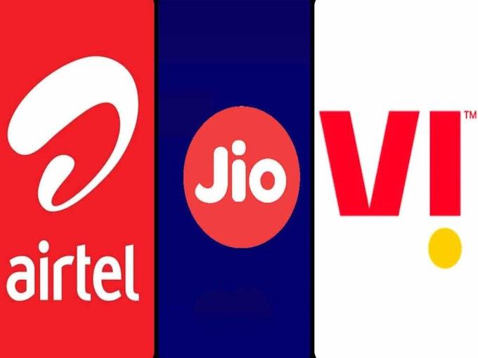Best prepaid recharge plans under Rs 500