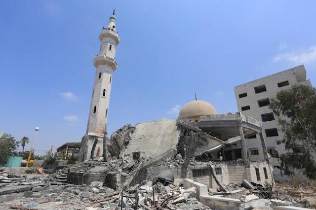Persatuan Ulama Dunia: Hagia Sophia Guncang Dunia, Israel Hancurkan Ratusan Masjid di Palestina Diam Saja
